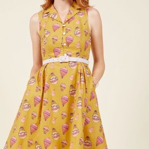 Sharing is Caring Shirt Dress from ModCloth
